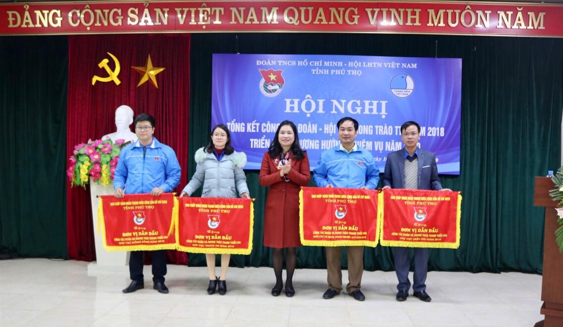 Phú Thọ: triển khai nhiệm vụ, chương trình công tác  Đoàn – Hội và phong trào TTN năm 2019