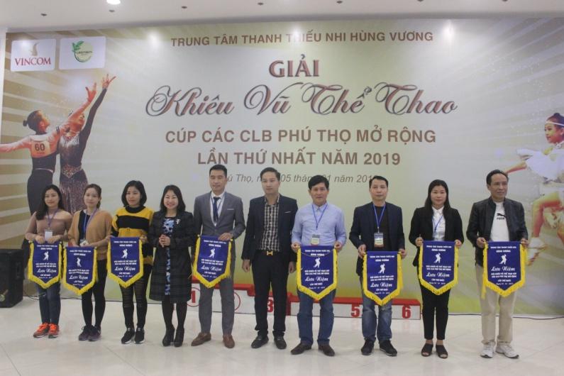 Phú Thọ tổ chức giải khiêu vũ thể thao cho Thanh thiếu nhi